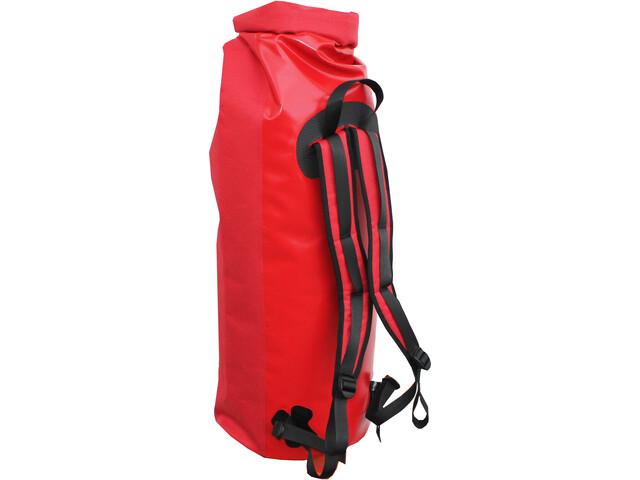 Basic Nature Duffel Bag 60, red
